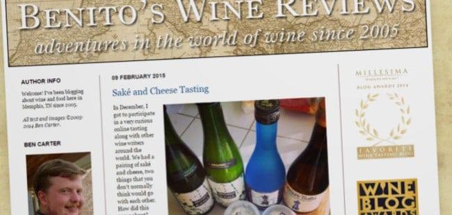 Benitos Wine Reviews