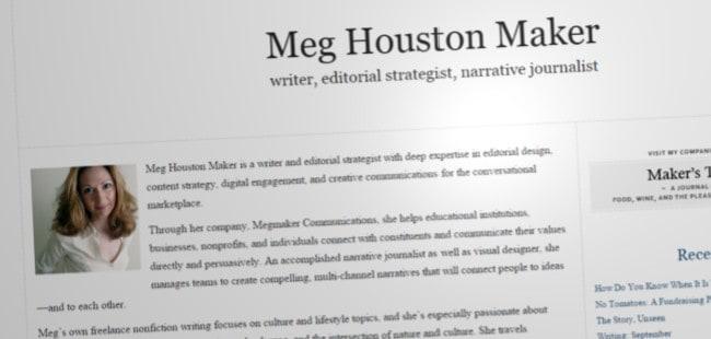 Meg Maker