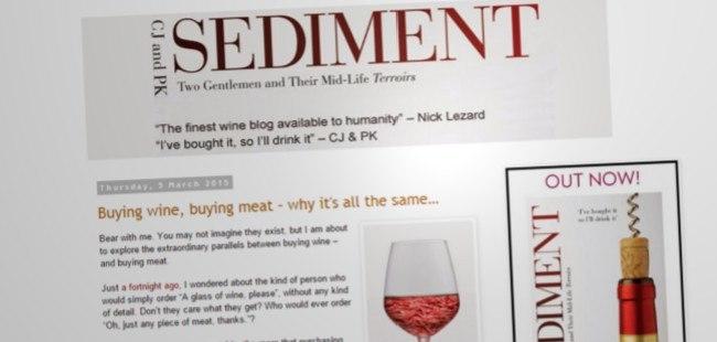 Sediment Blog