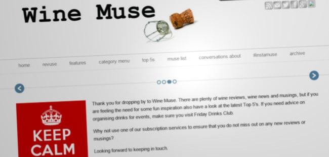 Wine Muse