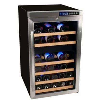 EdgeStar 34 Bottle Wine Cooler