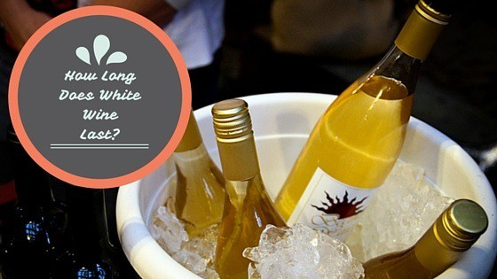How Long Does White Wine Last Image