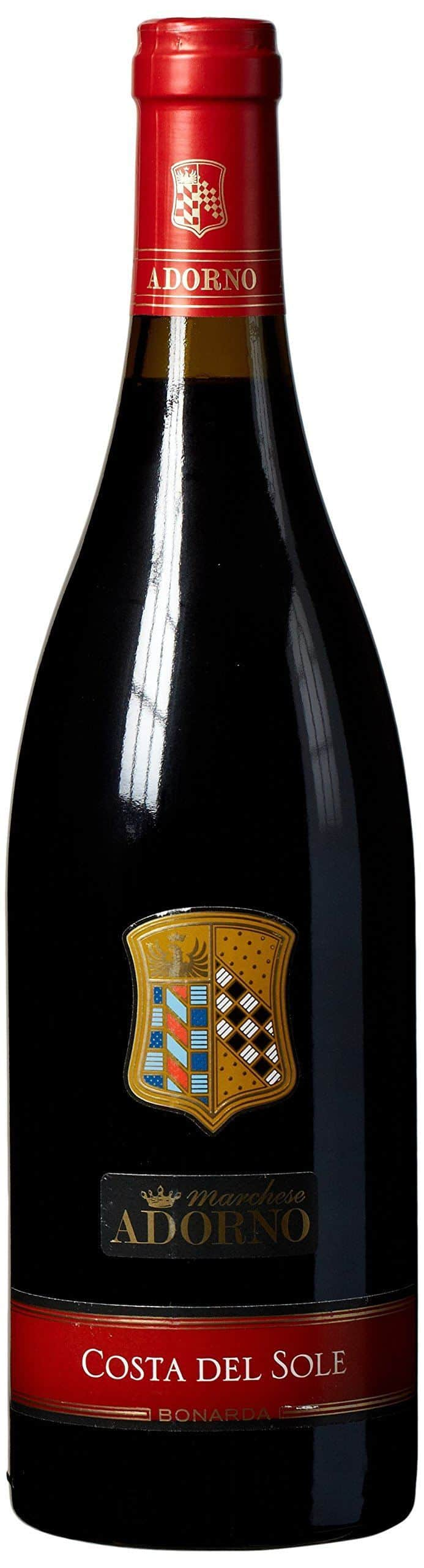 2012 Marchese Adorno Bonarda Lombardy Wine