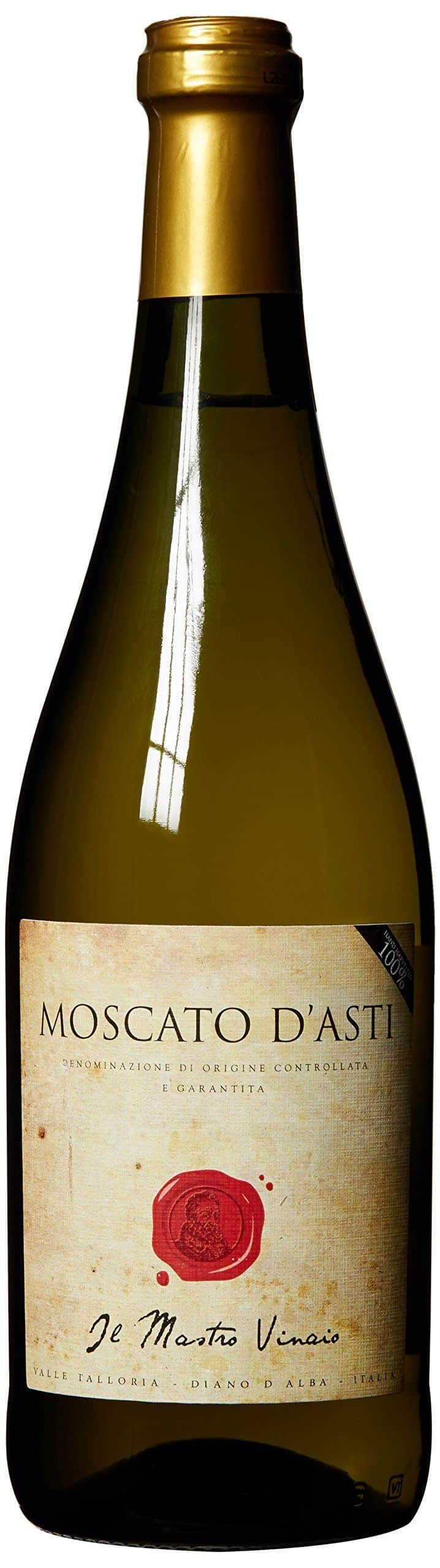 2013 Mastro Vinaio Moscato D'Asti Wine