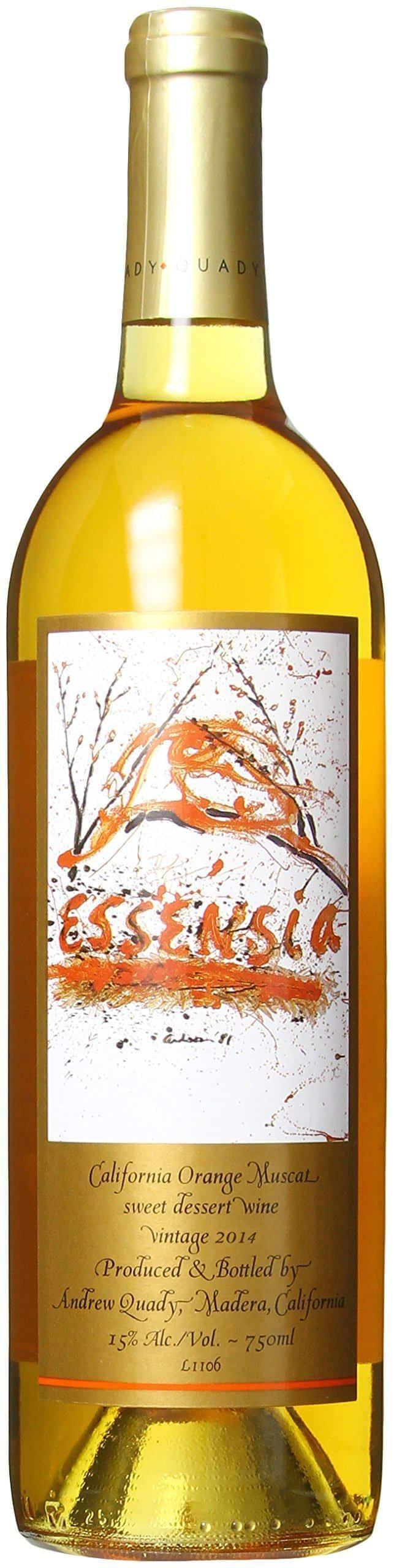 2014 Quady Essensia Orange Muscat Wine
