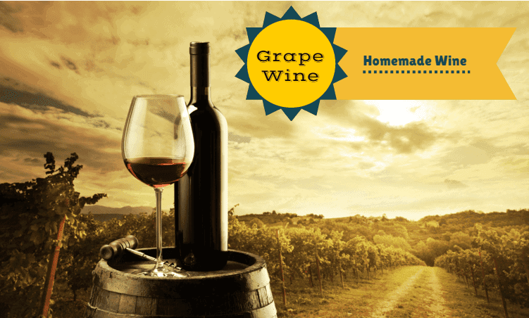 Grape Wine Recipe