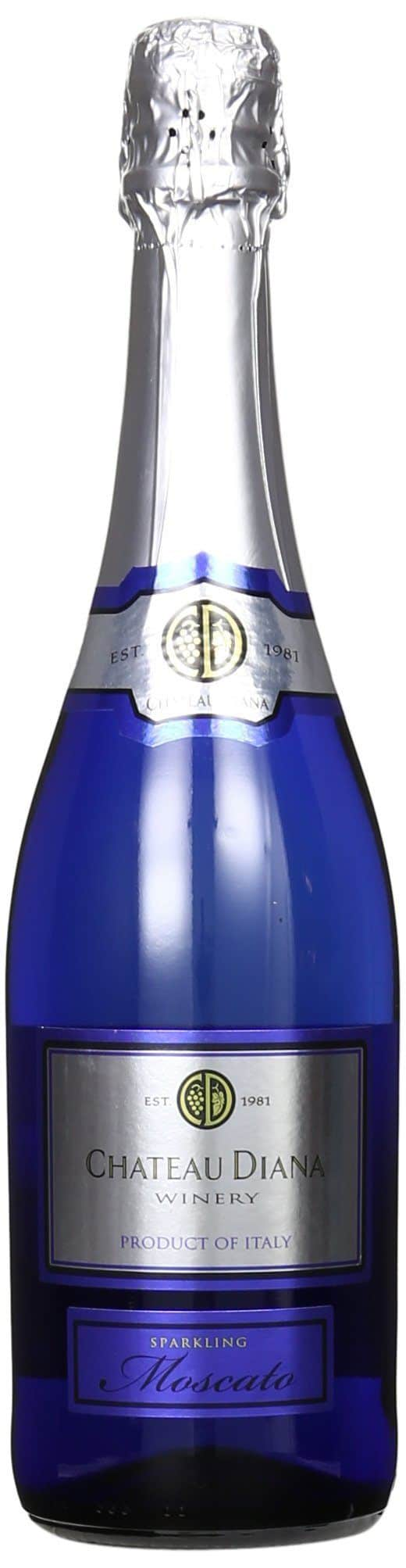 NV Chateau Diana Sparkling Moscato Wine