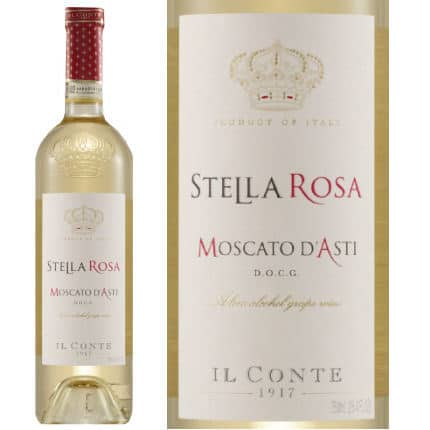 Stella Rosa Moscato D'Asti Italian Sparkling Wine