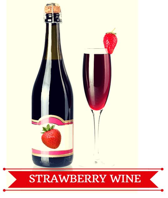Strawberry wine recipe