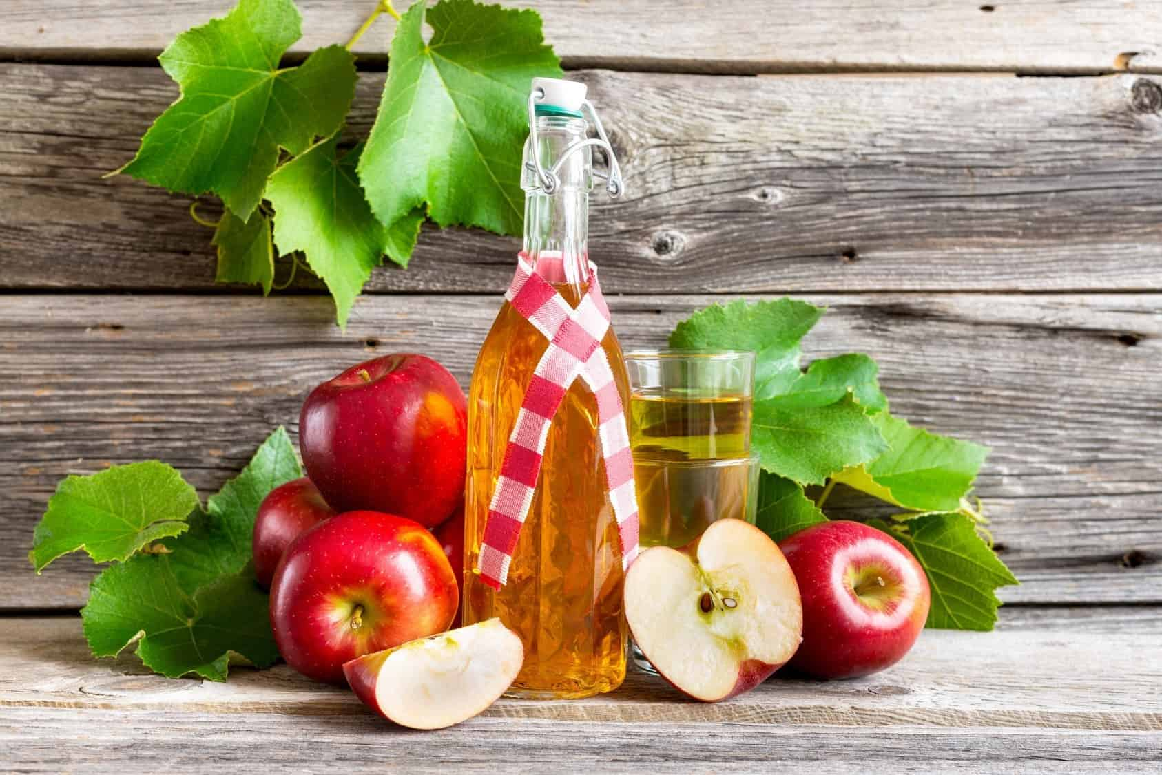 Apple wine