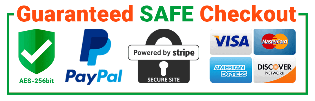 Secure Checkout Green