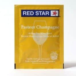 Pasteur champagne wine yeast