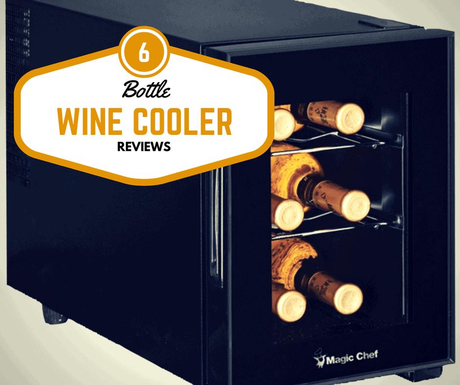 6 Bottle Wine Cooler [Reviews]