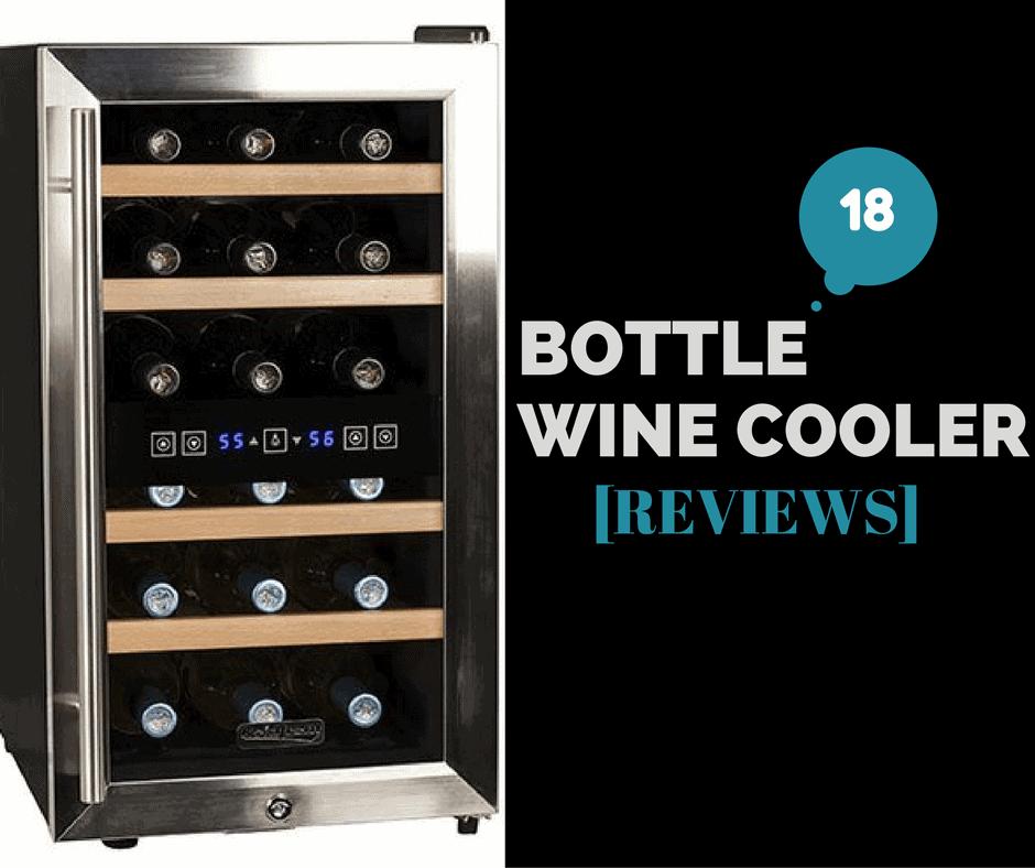 18 Bottle Wine Cooler [Reviews]
