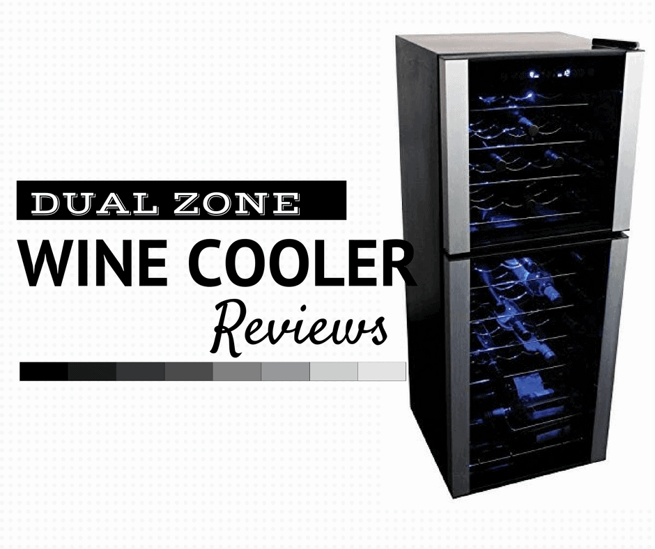 Dual Zone Wine Cooler [Reviews]