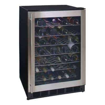 Vissani 50-Bottle Wine Cooler