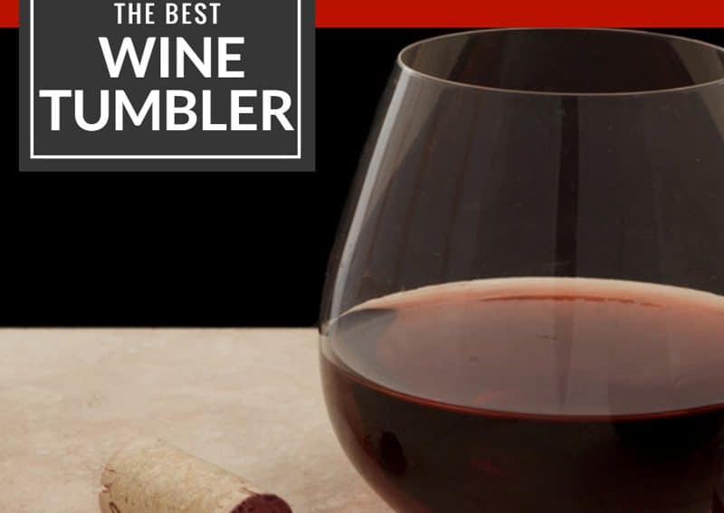 The Best Wine Tumbler For The Outdoors