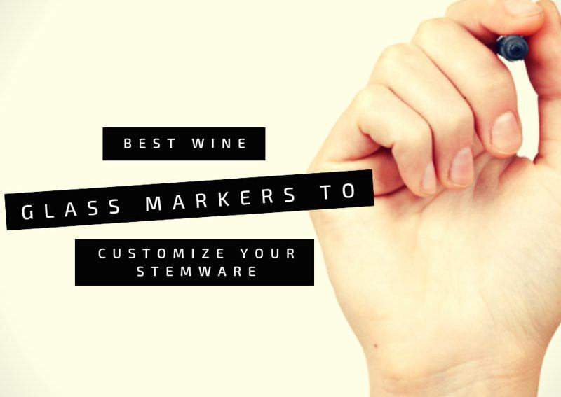 Best Wine Glass Markers To Customize Your Stemware