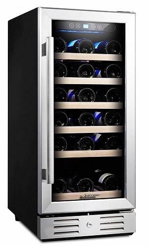 Kalamera 30-Bottle Wine Cooler