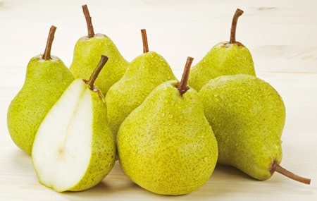 pears for wine