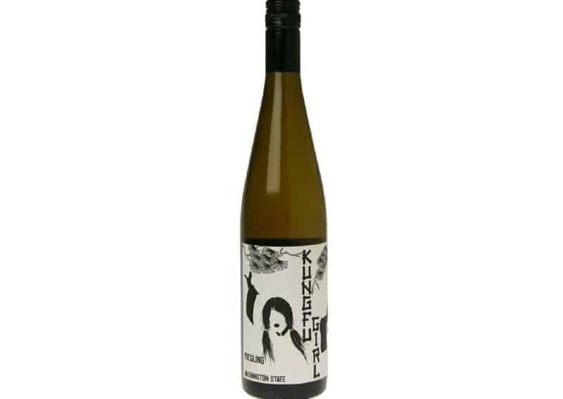 Charles Smith Kung Fu Girl Riesling 2015 wine