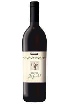 Kirkland Signature Sonoma County Old Vine Zinfandel