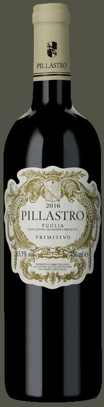 Pillastro Primitivo 2016