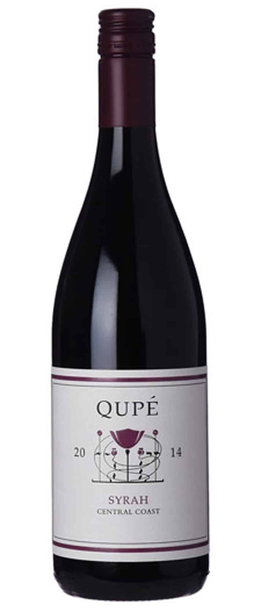 Qupe Central syrah