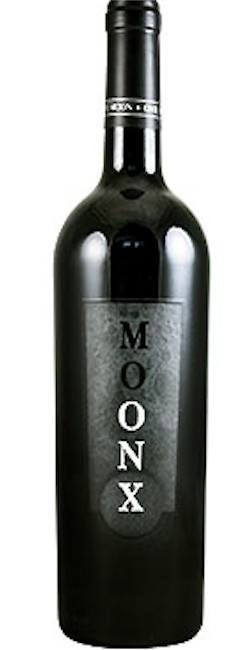 moonx red blend wine