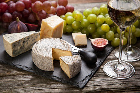 wine and cheese combinations
